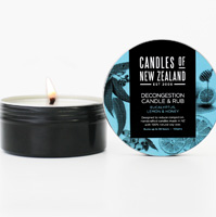Decongestion Candle & Rub